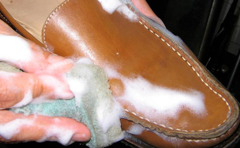 靴クリーニング(2)